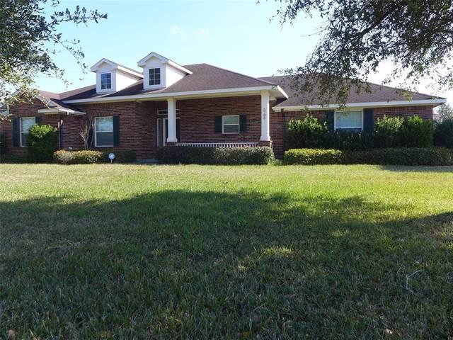 5706 Van Steinberg Road, East Bernard, TX 77435 (MLS #66310369) :: The Home Branch