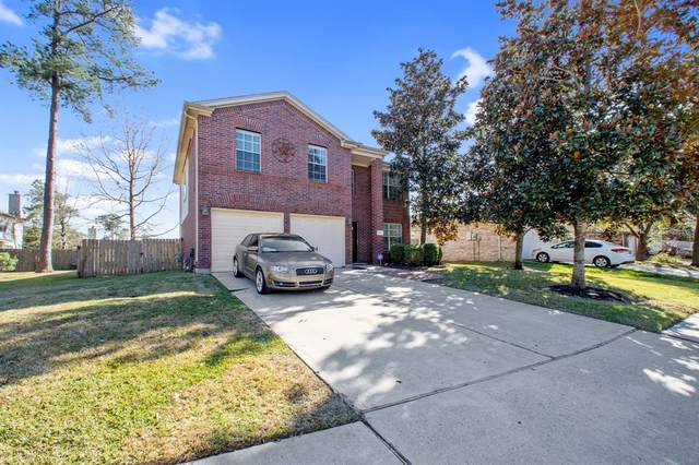 618 Cypresswood Trace, Spring, TX 77373 (MLS #66314121) :: The Home Branch