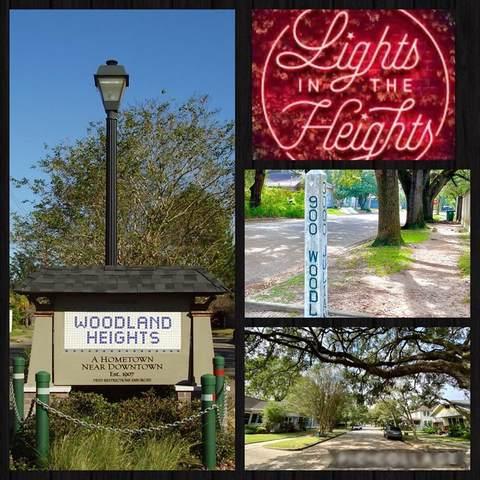 911 Woodland Street, Houston, TX 77009 (MLS #66319449) :: Texas Home Shop Realty