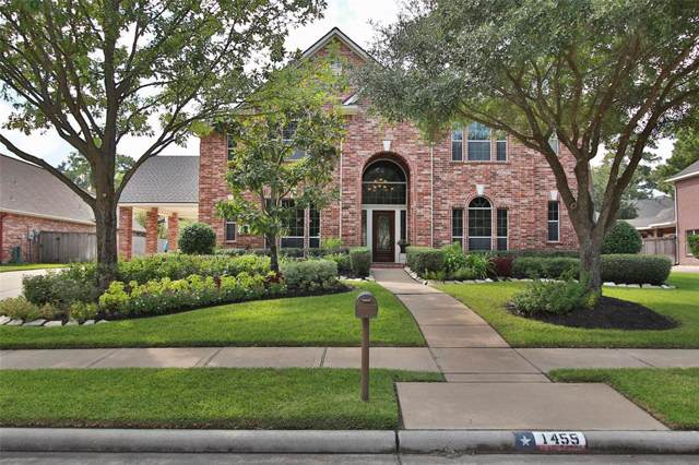 1455 Hatchmere Place, Spring, TX 77379 (MLS #6632338) :: The Parodi Team at Realty Associates