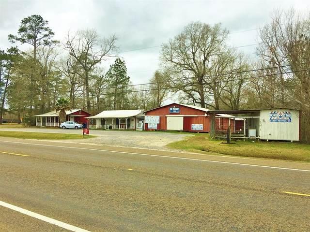 16860 N Hwy 326, Sour Lake, TX 77659 (MLS #66325788) :: The Sansone Group