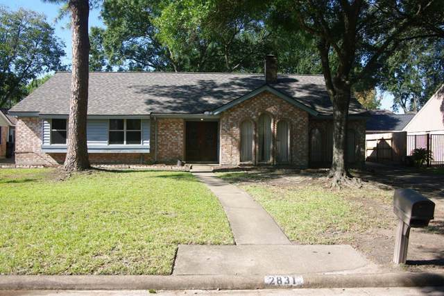 2831 Kenross Street, Houston, TX 77043 (MLS #66326241) :: Texas Home Shop Realty