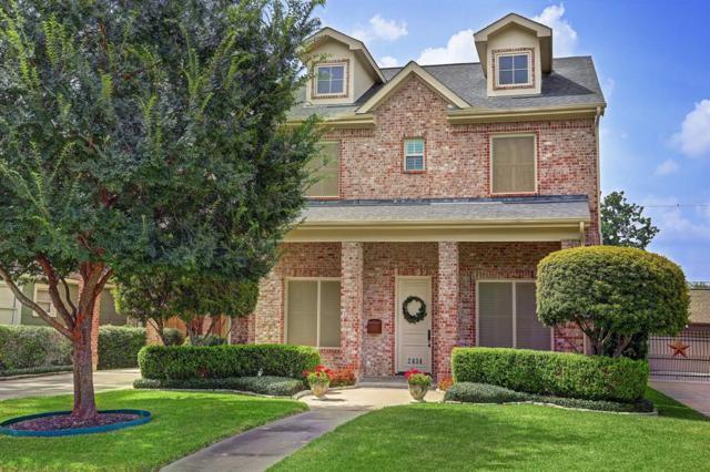 2434 Southgate Boulevard, Houston, TX 77030 (MLS #66330811) :: Giorgi Real Estate Group
