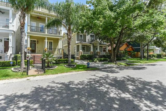 627 E 10th Street, Houston, TX 77008 (MLS #6633269) :: The SOLD by George Team