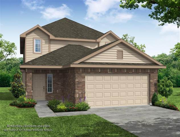 2564 Cannon Drive, Conroe, TX 77301 (MLS #66343221) :: Ellison Real Estate Team