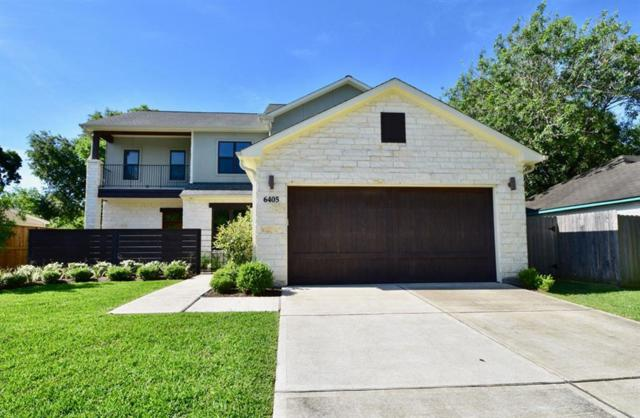 6405 Schiller Street, Houston, TX 77055 (MLS #66357101) :: The SOLD by George Team