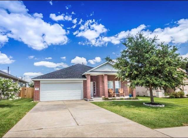 1907 Scotch Pine Street, Tomball, TX 77375 (MLS #66357197) :: Christy Buck Team