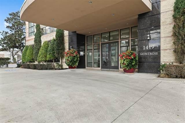 1419 Montrose Boulevard #201, Houston, TX 77019 (MLS #66357924) :: The Home Branch