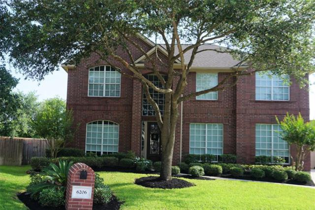 6206 Sampras Ace Court, Spring, TX 77379 (MLS #66372514) :: The Heyl Group at Keller Williams
