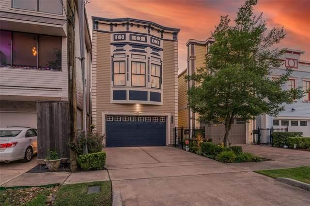 1531 Dorothy Street Street A, Houston, TX 77008 (MLS #66372776) :: Michele Harmon Team