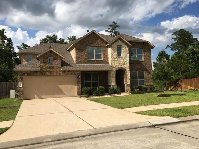 1559 Jacobs Forest Drive, Conroe, TX 77384 (MLS #66383410) :: The Home Branch