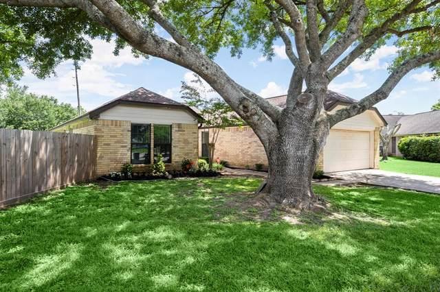 3918 Flintrock Court, Sugar Land, TX 77479 (MLS #66383920) :: Caskey Realty