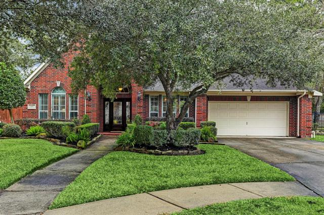803 Woodcrest Drive, Friendswood, TX 77546 (MLS #66391547) :: The Queen Team