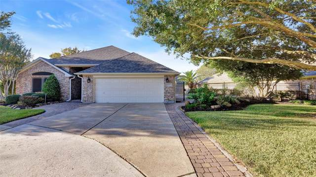 3907 Cornell Park Court, Houston, TX 77058 (MLS #6641107) :: Texas Home Shop Realty