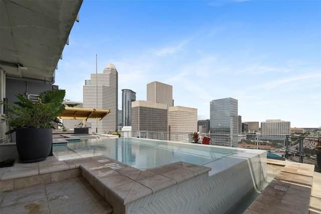 2000 Bagby Street #11441, Houston, TX 77002 (MLS #66412795) :: Green Residential
