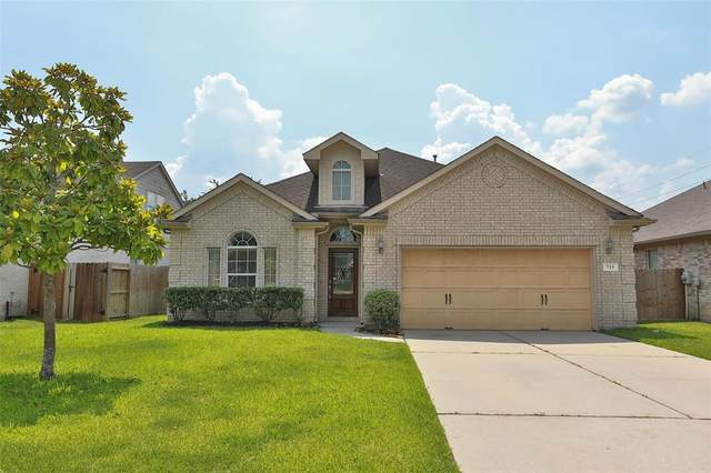 723 Hinsdale, Magnolia, TX 77354 (MLS #66423824) :: The Home Branch