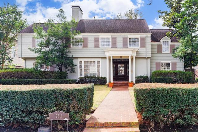 2511 Del Monte, Houston, TX 77019 (MLS #66438097) :: Fanticular Real Estate, LLC