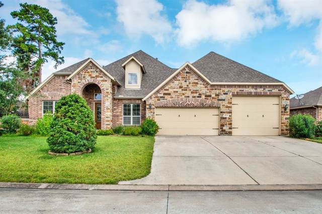 2036 Brodie Lane, Conroe, TX 77301 (MLS #66438965) :: Giorgi Real Estate Group
