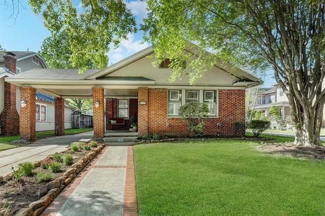 526 Byrne Street, Houston, TX 77009 (MLS #66441315) :: The Sansone Group