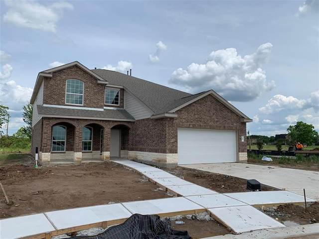 2 Lucas Chase Court, Manvel, TX 77578 (MLS #66446349) :: The SOLD by George Team