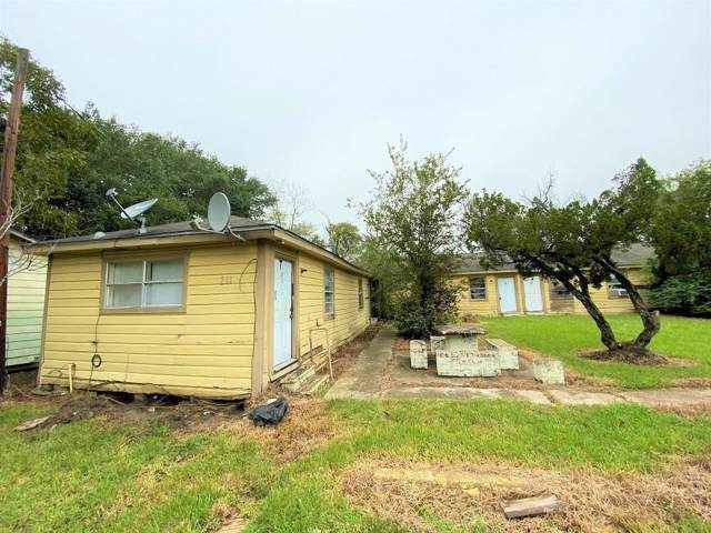 211 Lulac Street #6, Alvin, TX 77511 (MLS #66452124) :: Texas Home Shop Realty