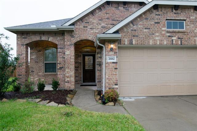 2882 Flower Creek Lane, Dickinson, TX 77539 (MLS #66456897) :: Connect Realty