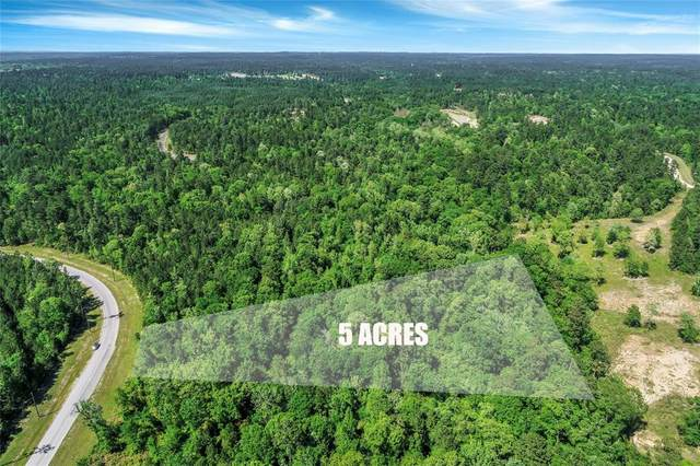 Lot 11 Hereford Trail, Huntsville, TX 77340 (MLS #66457804) :: The Heyl Group at Keller Williams