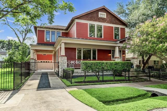 1445 Hall Place, Houston, TX 77008 (MLS #66462835) :: The Wendy Sherman Team