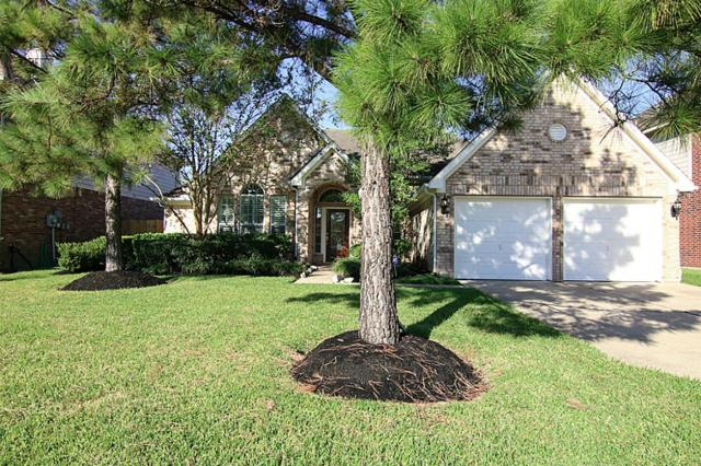 2308 Silver Bay Drive, Pearland, TX 77584 (MLS #66472464) :: Carrington Real Estate Services