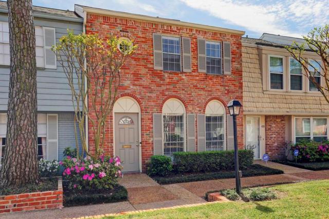 407 Bendwood Drive #38, Houston, TX 77024 (MLS #66479882) :: The Heyl Group at Keller Williams