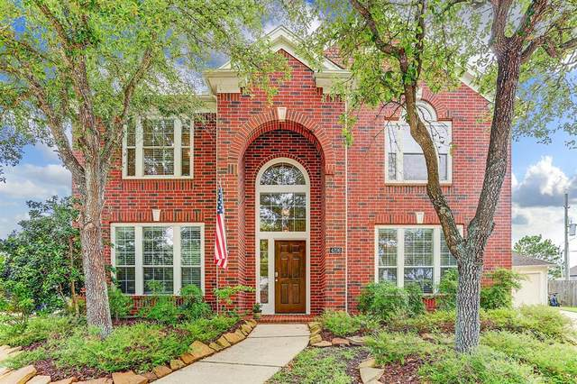 4206 Stoney Knoll Lane, Katy, TX 77494 (MLS #66483295) :: Giorgi Real Estate Group