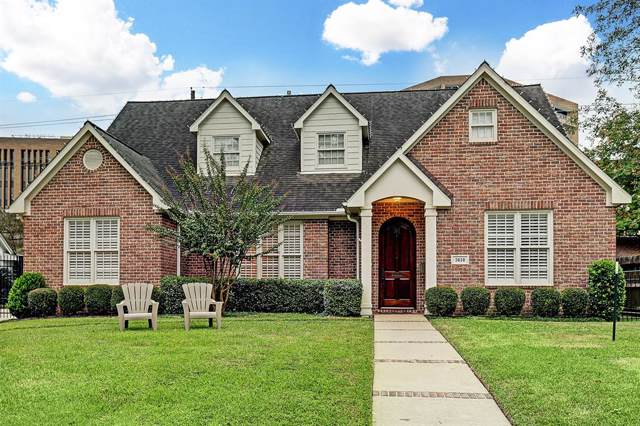 5610 Del Monte Drive, Houston, TX 77056 (MLS #66485911) :: CORE Realty