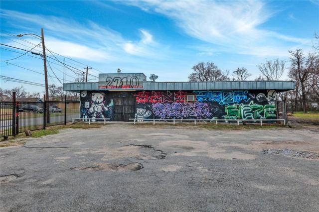 2710 Jensen Drive, Houston, TX 77026 (MLS #66486698) :: Texas Home Shop Realty