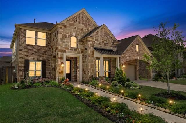 2307 Ironwood Pass Drive, Missouri City, TX 77459 (MLS #66489378) :: The Sansone Group