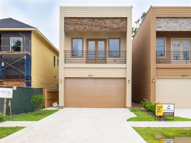 4211 New Orleans Street, Houston, TX 77020 (MLS #66513756) :: The SOLD by George Team