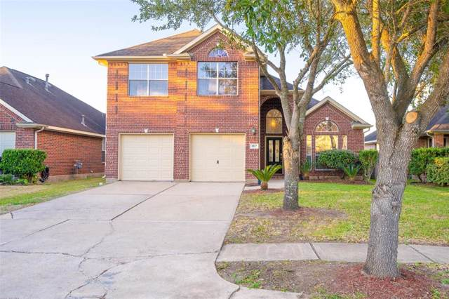 5527 Carta Valley Lane, Richmond, TX 77469 (MLS #66518607) :: The SOLD by George Team