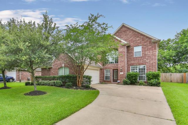 2202 Blue Water Bay Drive, Katy, TX 77494 (MLS #6651943) :: The Jennifer Wauhob Team