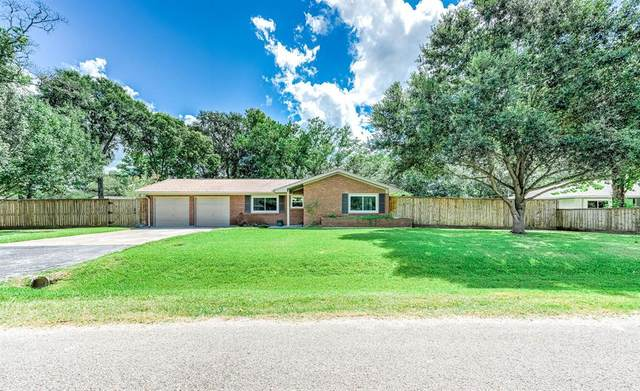 2503 Cunningham Drive, Pearland, TX 77581 (MLS #66524541) :: The Home Branch