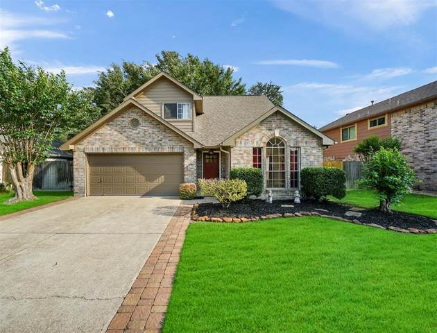 21446 Park Timbers Lane, Katy, TX 77450 (MLS #66527172) :: The SOLD by George Team