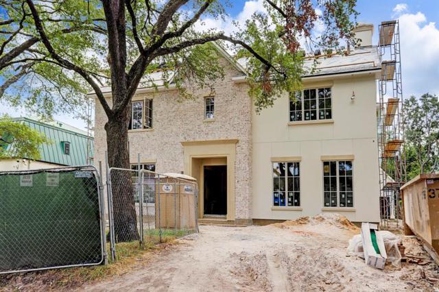 3659 Meadow Lake, Houston, TX 77027 (MLS #66528647) :: Fairwater Westmont Real Estate