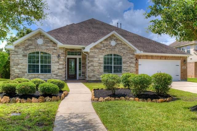 2410 Bramlet Drive, Conroe, TX 77304 (MLS #66529970) :: The Home Branch