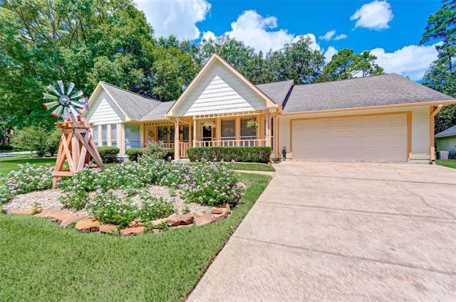 141 Blush Hill Drive, Conroe, TX 77304 (MLS #66539990) :: Connect Realty