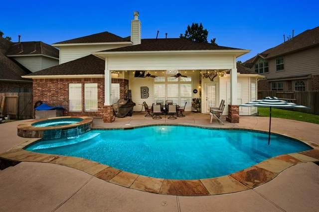 3219 Burton Ridge Drive, Spring, TX 77386 (MLS #66540371) :: The SOLD by George Team