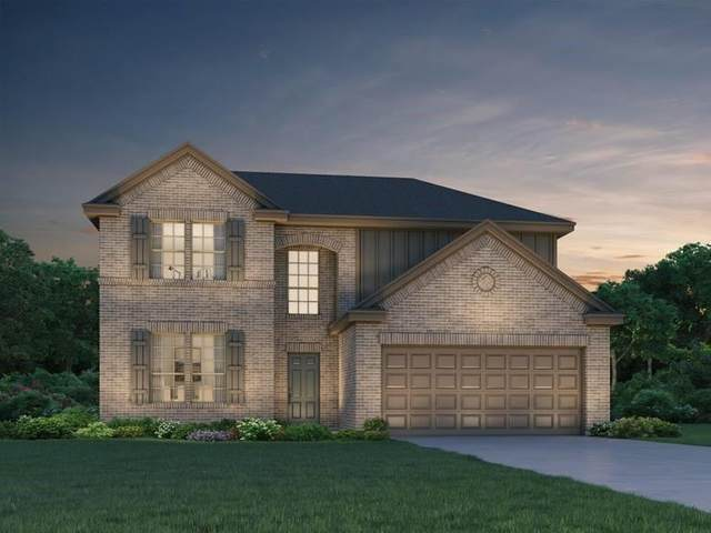 2233 Gadwall Court, Conroe, TX 77384 (MLS #66553802) :: The Bly Team