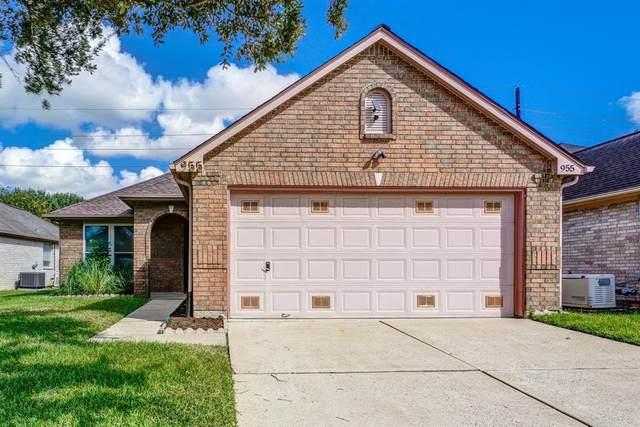 955 Peach Blossom Drive, Pearland, TX 77584 (MLS #66569036) :: TEXdot Realtors, Inc.