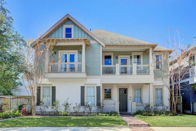 2515 Princeton Street, Houston, TX 77009 (MLS #66571173) :: Texas Home Shop Realty