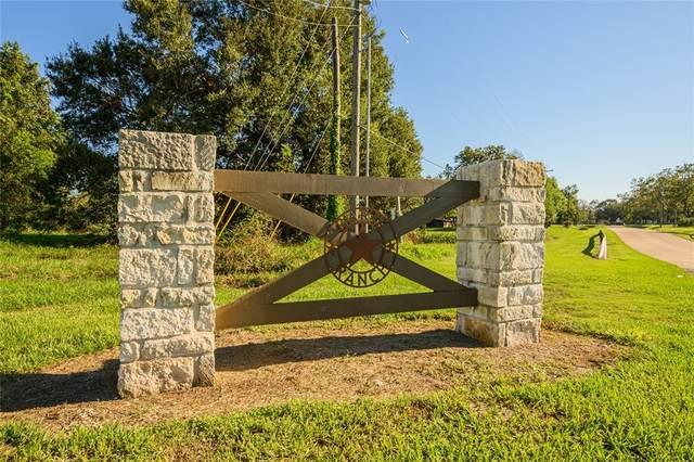 Lot 110 Trailblazer Drive, Angleton, TX 77515 (MLS #66576402) :: Caskey Realty