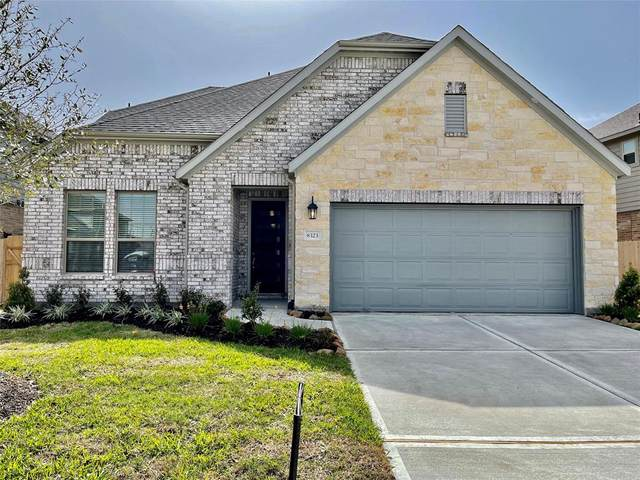 8323 Bristol Summit Way, Richmond, TX 77407 (MLS #66579861) :: The Sansone Group