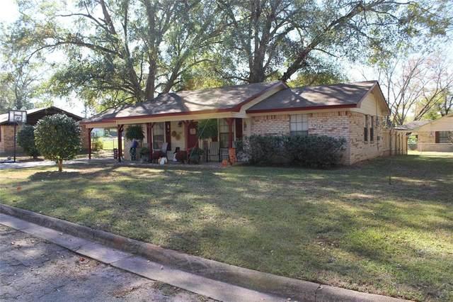 121 Madera Street, Crockett, TX 75835 (MLS #66582562) :: The Bly Team