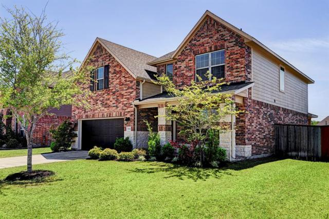 3424 Harvest Valley Lane, Pearland, TX 77581 (MLS #66584956) :: The SOLD by George Team